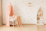 Spacious baby's bedroom interior - 201199047