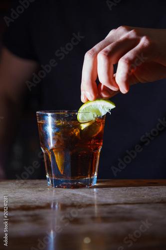 Foto Murales alcohol drink