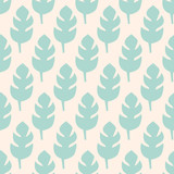 seamless leaf pattern - 201244297