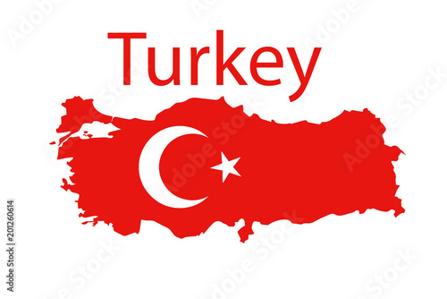 map of Turkey. vector illustration | Buy Photos | AP Images | DetailView