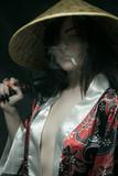 Smoking samurai - 201267269
