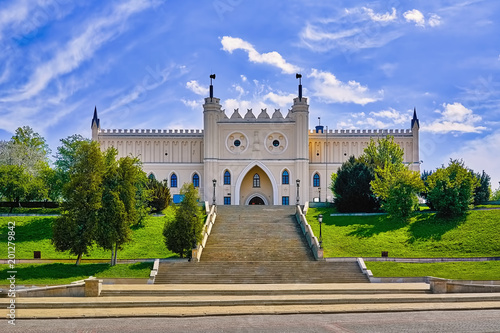 Main Entrance Gate of Lublin Castle