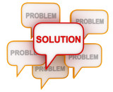 Speech Bubble - Problem and Solution