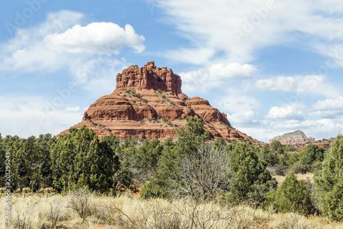 Canvas Arizona Bell Rock of Arizona near Sedona