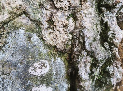 Staande foto Stenen Old stone background
