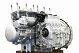 大型バイクのエンジン整備 - 201360054