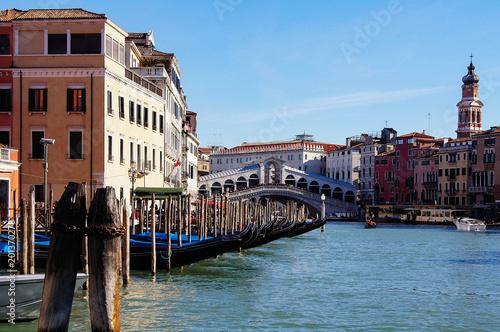 Venetian gondolas - 201370278