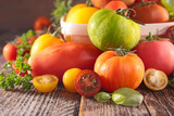 variety of tomatoes - 201385263