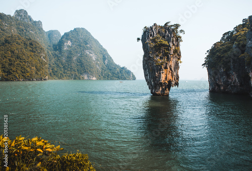 Aluminium Tropical strand Khao Phing Kan