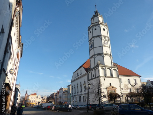 Town hall in Paczków