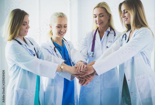 Foto Murales Handshake doktor