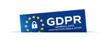 Gdpr  General Data Protection Regulation Sticker