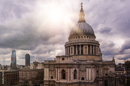 Fridge magnet St. Pauls Cathedral London