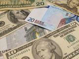Money dollars and euro - 201466460