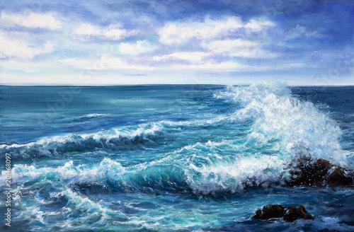 Ocean waves - 201468097