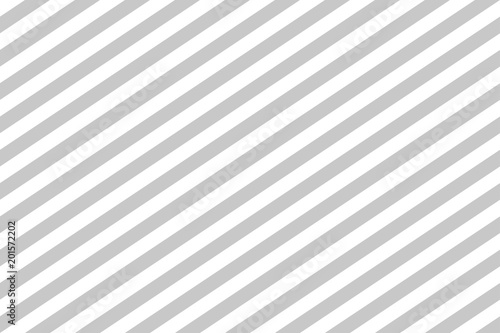 Pattern stripe seamless gray and white. Diagonal stripe abstract background vector. - 201572202