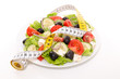 diet food, mixed salad
