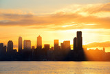 Seattle sunrise - 201626496