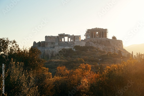 Acropolis sunrise