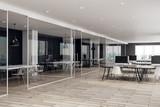 Modern coworking office interior - 201639269