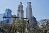New York in Spring - American Seasonal Change