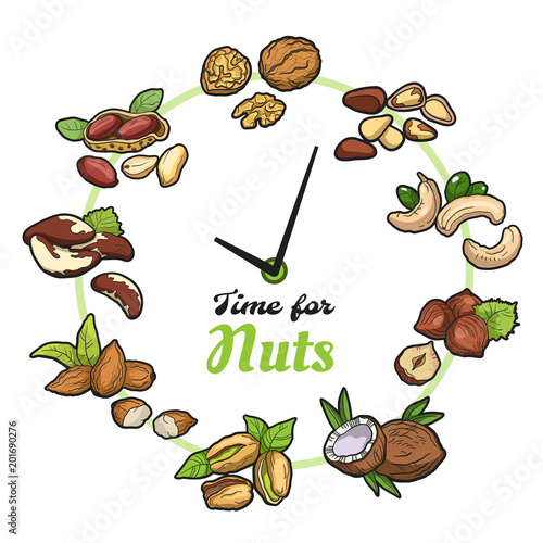 Time For Nuts