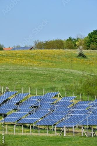 Foto Murales Parco fotovoltaico