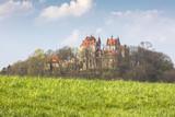 Panoramic view of Calenberg in Westphalia - 201719496