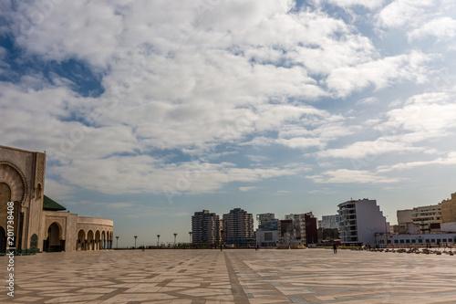 Foto Murales Cityscape
