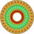 Mandala/ vector Mandala - 201786018
