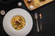 Spaghetti ala carbonara - 201808626