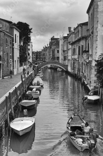 Venezia i canali - 201831832