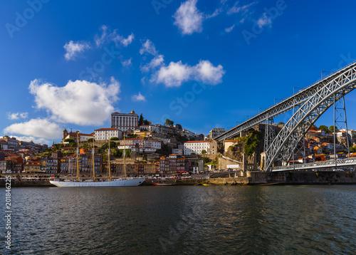 Obraz na płótnie Porto old town - Portugal