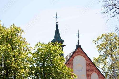 kopuła kościoła