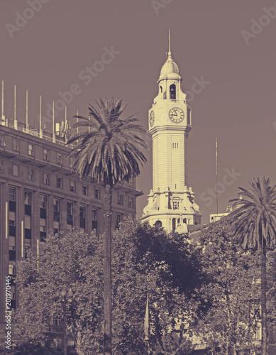 Fotobehang Buenos Aires Plaza de Mayo in Buenos Aires