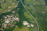 Fort Halstead, Kent - aerial view - 201997888