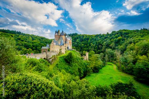 Sticker Burgen und Schlösser - Germany