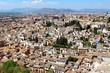 View over Granada, Spain in April 2015 - 202026296