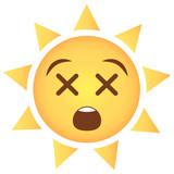 Sonne Emoji tot - 202028618