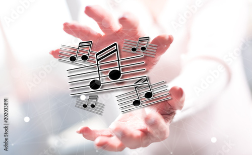 Concept of music - 202033891