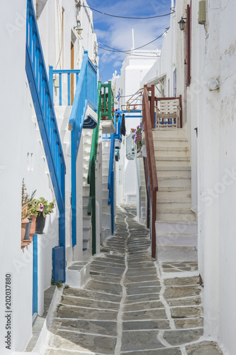 Mykonos, Greece - 202037880
