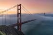 San Francisco Golden Gate Bridge Sunrise