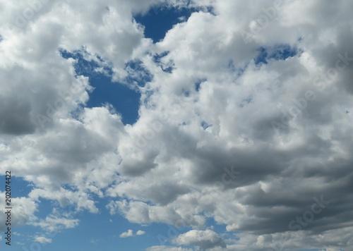 Beautiful sky view  - 202074422