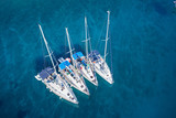 amazing view to yacht group and clear water - caribbean paradise - 202194461