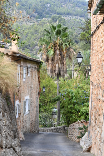 Village in Spain © Sisse