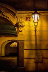 Nachts auf der Prager Kleinseite