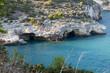 Quadro Gargano, Italien, Osten, Halbinsel, Süden, Süditalien, Strand, Meer, Wasser