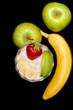 Erdbeer Joghurt, Gesund, Obst