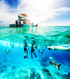 Caribbean Sea Fun Boat Excursion