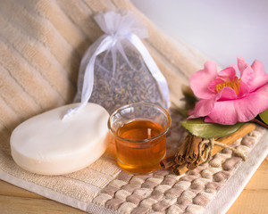 Aromatherapy and spa concepts